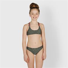 Brunotti coralina leopard jr ss20 girls bikini