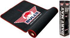 bulls Carpet Mat. Black 300*65 zwart