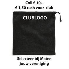 Club Coll met Logo