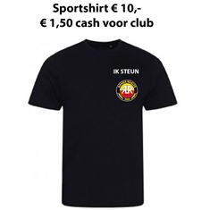 Club IK STEUN SHIRT Rohda Raalte