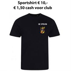 Club IK STEUN SHIRT Vios Beltrum Voetbal