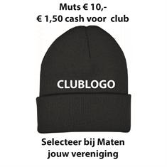 Club Muts met Logo senior