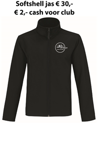 Club Softshell Jack AV Salland