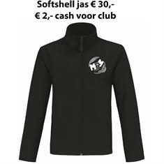 Club Softshell Jack Emmen'95
