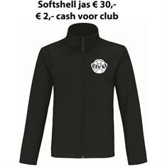 Club Softshell Jack GSV'63