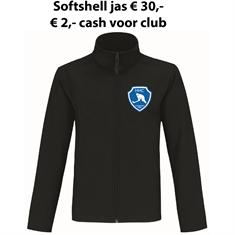 Club Softshell Jack HHC