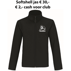 Club Softshell Jack KV Thrianta
