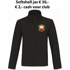 Club Softshell Jack Rohda Raalte