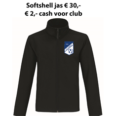 Club Softshell Jack SC Lemele