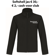 Club Softshell Jack SP Rekken
