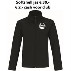 Club Softshell Jack SVBV