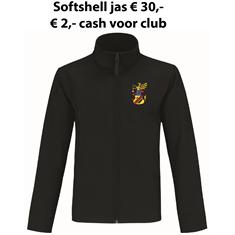 Club Softshell Jack Vios Beltrum Voetbal