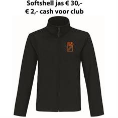 Club Softshell Jack VV Hollandscheveld