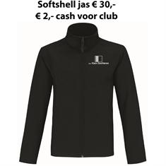 Club Softshell Jack VV Kleindochteren