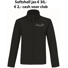 Club Softshell Jack Wijhe'92