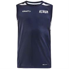 Craft VV Forza singlet Jr incl. clublogo