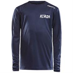 Craft VV Forza t-shirt lange mouw Jr incl. clublogo