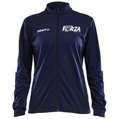 Craft VV Forza trainingsjack ladies incl. clublogo