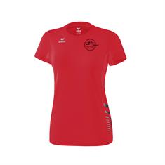 Erima AV Salland t-shirt ladies incl. clublogo