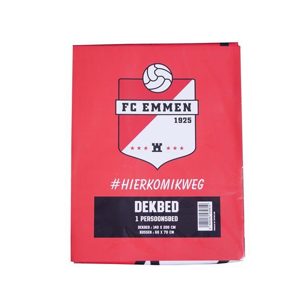 FC Emmen Dekbedovertrek LOGO