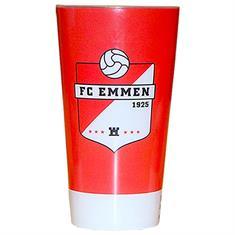 FC Emmen Drinkbeker Logo
