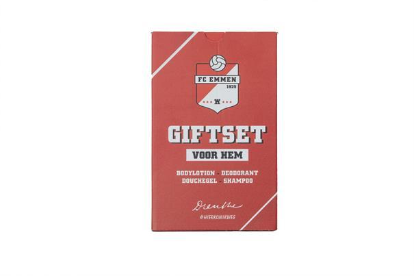 FC Emmen Giftset 'Voor Hem'