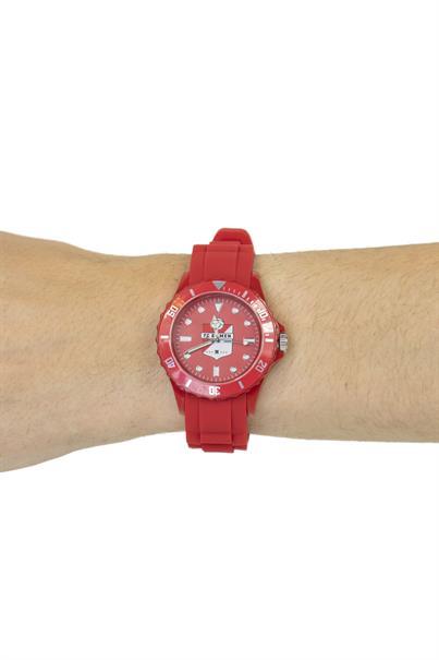 FC Emmen Horloge Rood