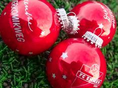 FC Emmen Kerstbal #HIERKOMIKWEG