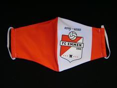 FC Emmen Mondkapje Thuisshirt (assorti)