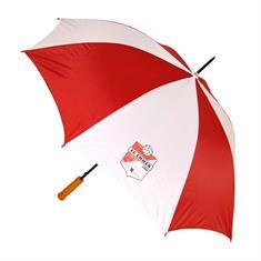 fc emmen Paraplu wit/rood