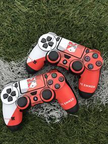 FC Emmen PS4 Controller Skin
