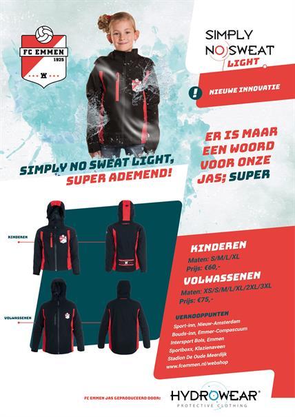 FC Emmen Regenjack 20/21 Jr
