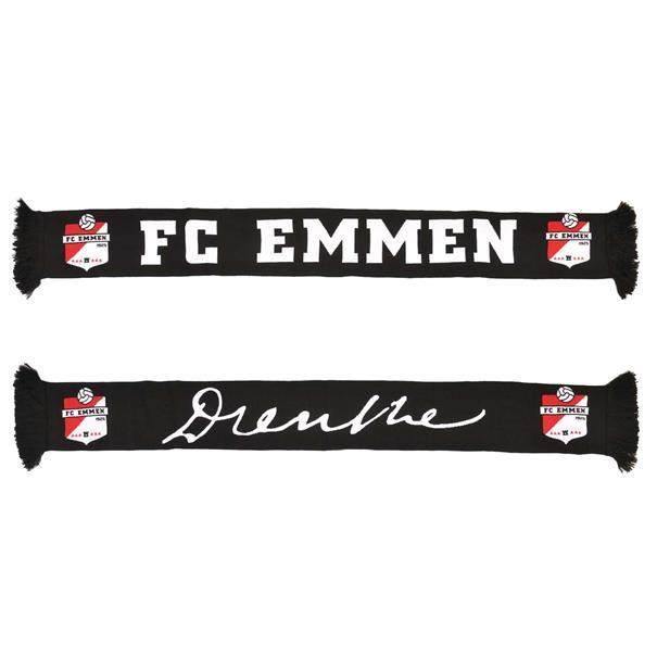 FC Emmen Sjaal Drenthe