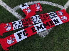 FC Emmen Sjaal FC Emmen - Feyenoord
