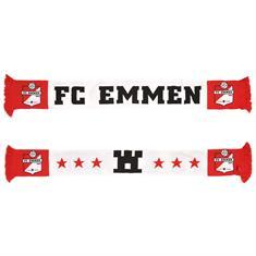 FC Emmen Sjaal Provincie Logo