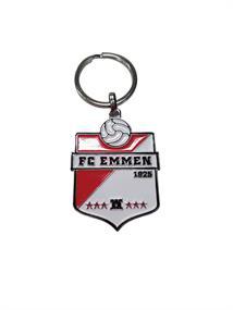 FC Emmen Sleutelhanger Logo
