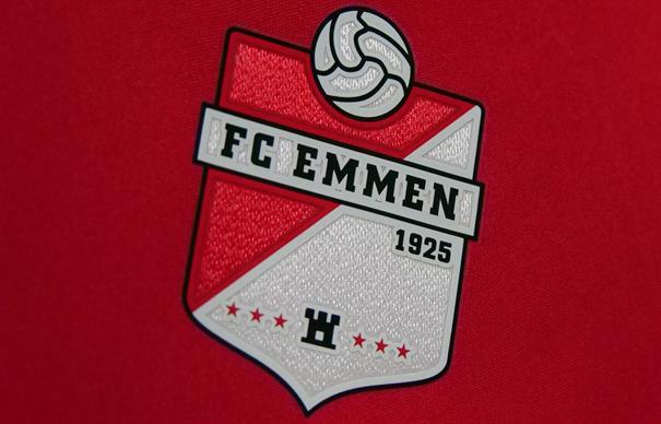 FC Emmen Trainingsjack 20/21 Jr
