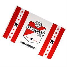 FC Emmen Vlag Provincie Logo 100x150