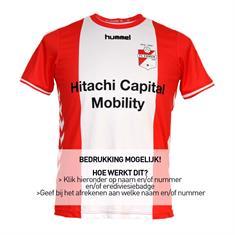 FC Emmen Wedstrijdshirt Thuis 19/20 Jr