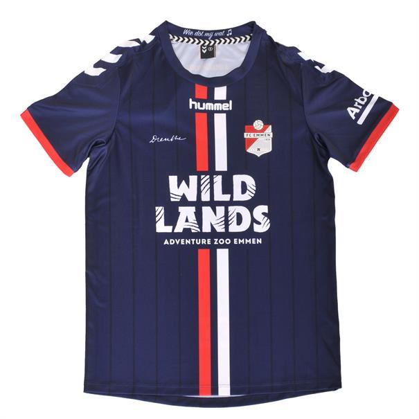 FC Emmen Wedstrijdshirt Uit 20/21 Jr