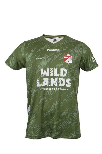 FC Emmen Wedstrijdshirt Uit 21/22 jr