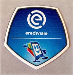 geen merk Eredivisie Badge 19/20 multicolor