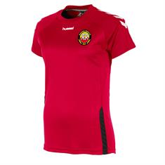 Hummel Rohda Raalte t-shirt ladies incl. clublogo