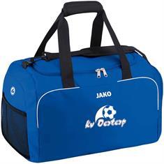 jako KV Oerterp Sporttas Classico incl. Clublogo blauw