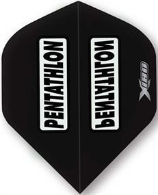 mckicks Pentathlon Transp X180 Flight Std. zwart
