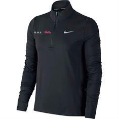 Nike element women's 1/2-zip running