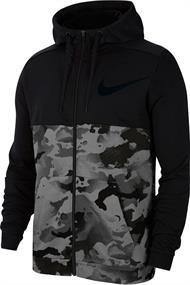 Nike nike dri-fit men's full-zip camo tr