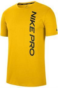 Nike nike pro men's short-sleeve top