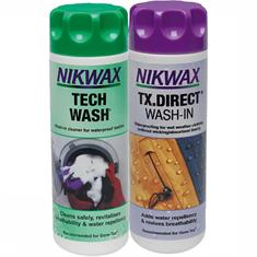 Nikwax Twin Pack Tech Was & TX Direct