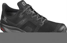 Salomon shoes outline prism gtx w black/black/qu